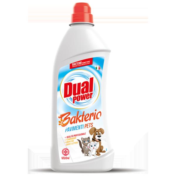 DP9039-S-Dual Power Засіб антібактеріальний для миття полу після тварин з протигрибковою дією-1000ml